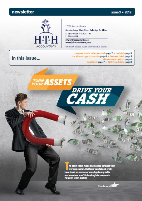 How to Turn Your Assets into a Cash Flow Machine