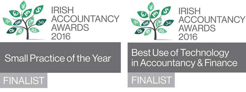Irish Accountancy Awards 2016